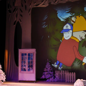 Два Мороза- ГИТИС- новогоднее представление от Культшоу