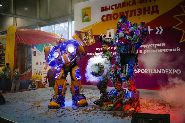 Шоу трансформеров -Культшоу