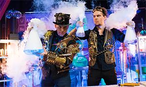 Химические шоу от Культшоу