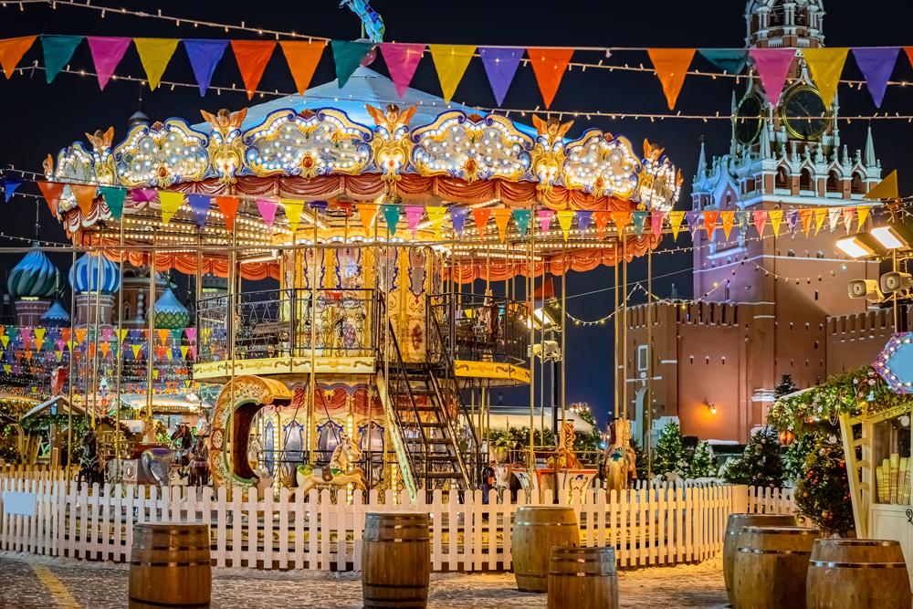 Куда сходить на Новый год 2020-2021 в Москве с детьми – cultshow.ru